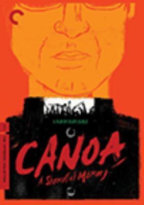 Cover image for Canoa : a shameful memory