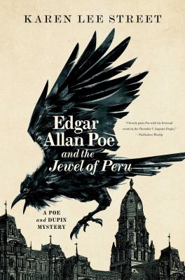 Cover image for Edgar Allan Poe and the jewel of Peru