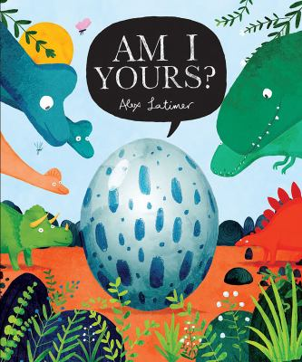 Cover image for Am I yours?