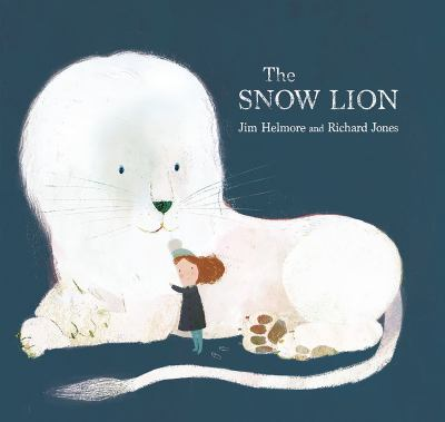 Cover image for The snow lion