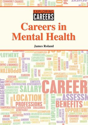 Cover image for Careers in mental health