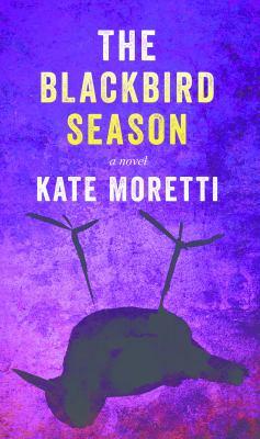 Cover image for The blackbird season