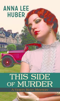 Cover image for This side of murder