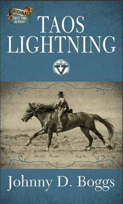 Cover image for Taos lightning