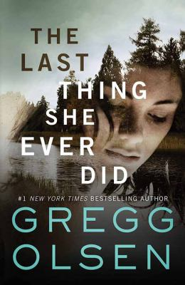 Cover image for The last thing she ever did