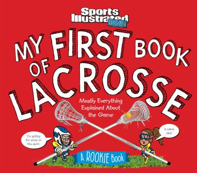 Cover image for My first  book of lacrosse