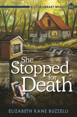 Cover image for She stopped for death