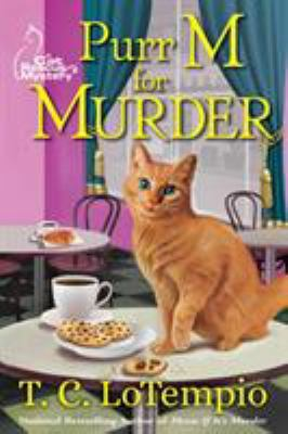 Cover image for Purr M for murder