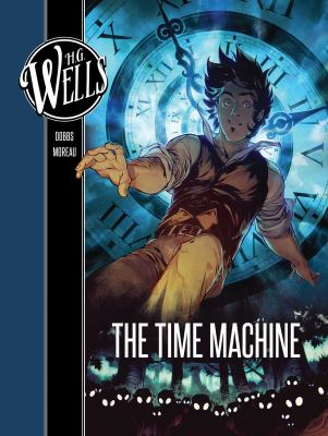 Cover image for The time machine