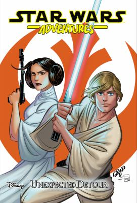 Cover image for Star wars adventures. Volume 2, Unexpected detour.