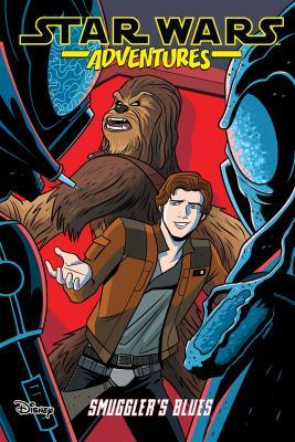 Cover image for Star Wars adventures. Volume 4, Smuggler's blues.