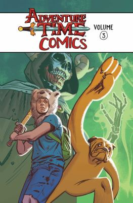 Cover image for Adventure time comics. Volume 3