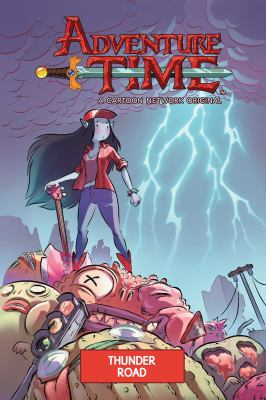 Cover image for Adventure time : Thunder Road