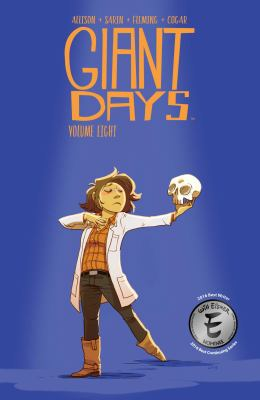 Cover image for Giant days Volume eight