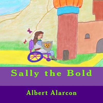 Cover image for Sally the bold
