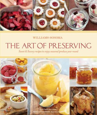 Cover image for The art of preserving