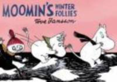 Cover image for Moomin's winter follies