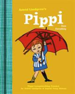 Cover image for Pippi fixes everything