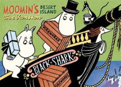 Cover image for Moomin's desert island