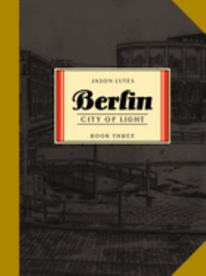 Cover image for Berlin : city of light