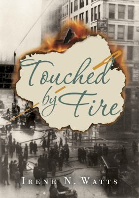 Cover image for Touched by fire
