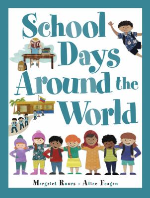 Cover image for School days around the world
