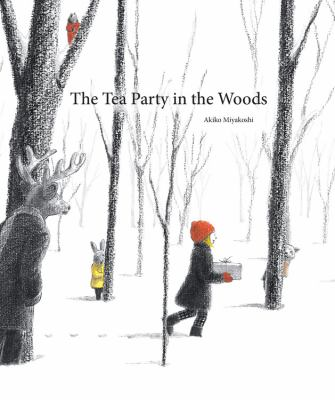 Cover image for The tea party in the woods