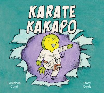 Cover image for Karate kakapo