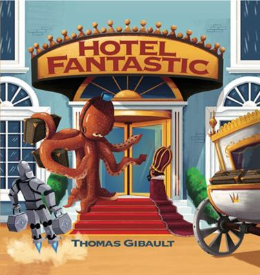 Cover image for Hotel fantastic