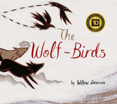 Cover image for The wolf-birds