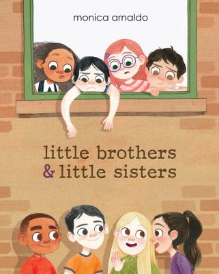Cover image for Little brothers & little sisters