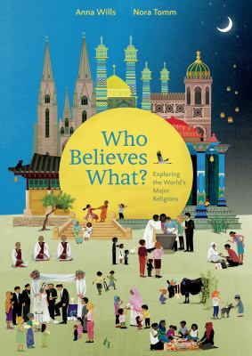 Cover image for Who believes what? : exploring the world's major religions
