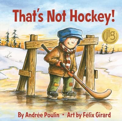 Cover image for That's not hockey!
