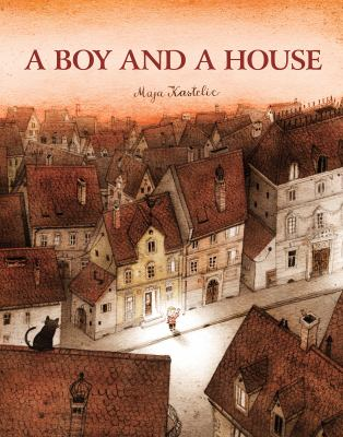 Cover image for A boy and a house