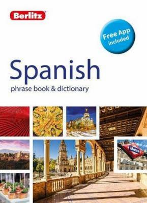 Cover image for Spanish phrase book & dictionary.
