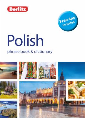 Cover image for Berlitz Polish phrase book & dictionary.