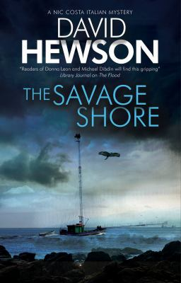 Cover image for The savage shore