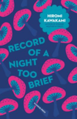 Cover image for Record of a night too brief