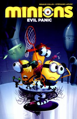 Cover image for Minions. Evil panic