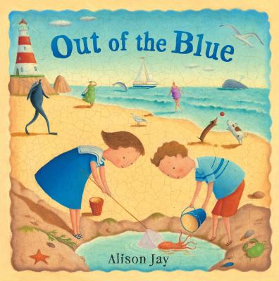 Cover image for Out of the blue