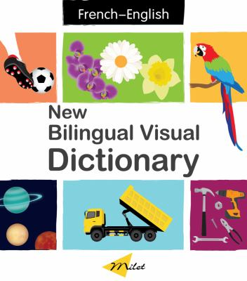 Cover image for New bilingual visual dictionary. English-French.