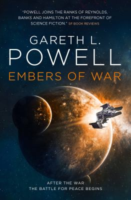 Cover image for Embers of war