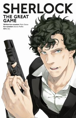 Cover image for Sherlock. The great game