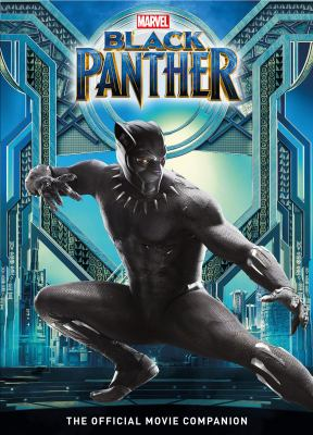 Cover image for Black Panther : the official movie companion