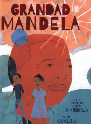 Cover image for Grandad Mandela
