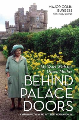 Cover image for Behind palace doors : my years with the queen mother