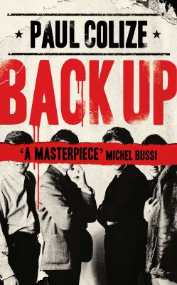 Cover image for Back up