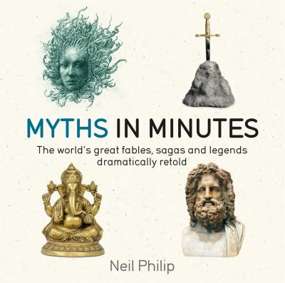 Cover image for Myths in minutes