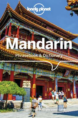 Cover image for Mandarin phrasebook & dictionary