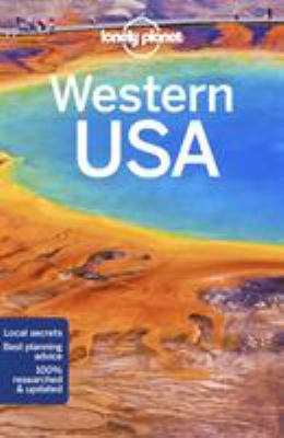 Cover image for Western USA
